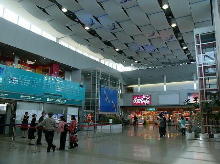 今日の釧路空港