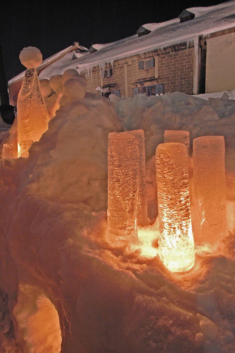 第8回小樽雪あかりの路