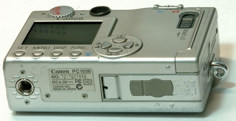 Canon IYX400