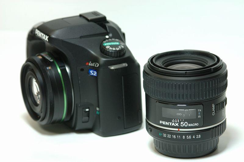 PENTAX D FAマクロ50mmF2.8