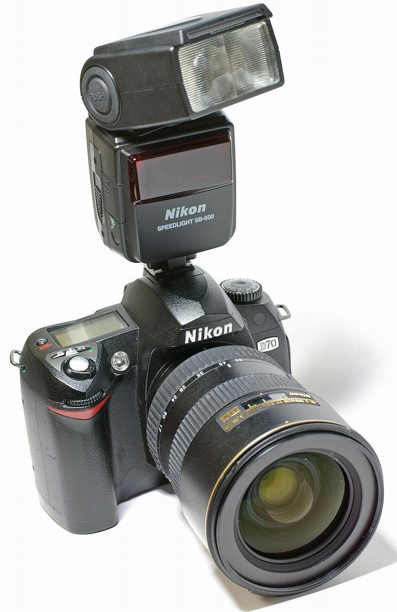 NikonSPEEDLIGHT SB-600