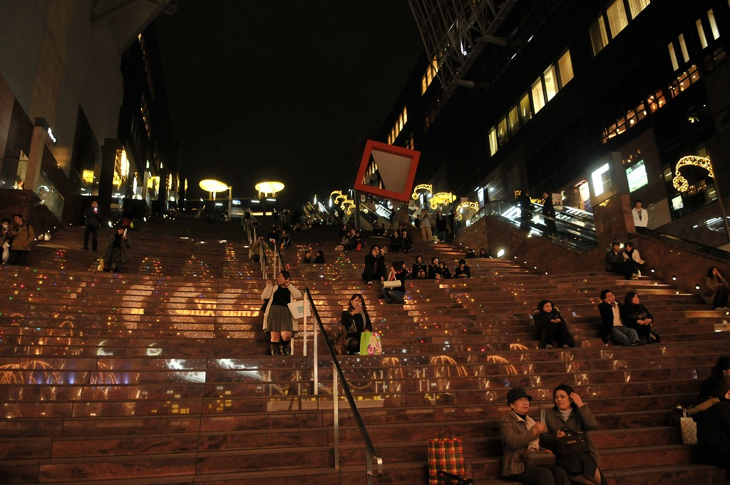 20071129京都駅ビル