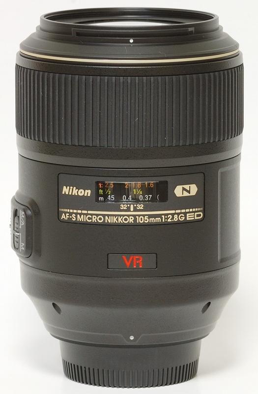 Nikon AF-S VR Micro Nikkor ED 105mm F2.8G(IF)