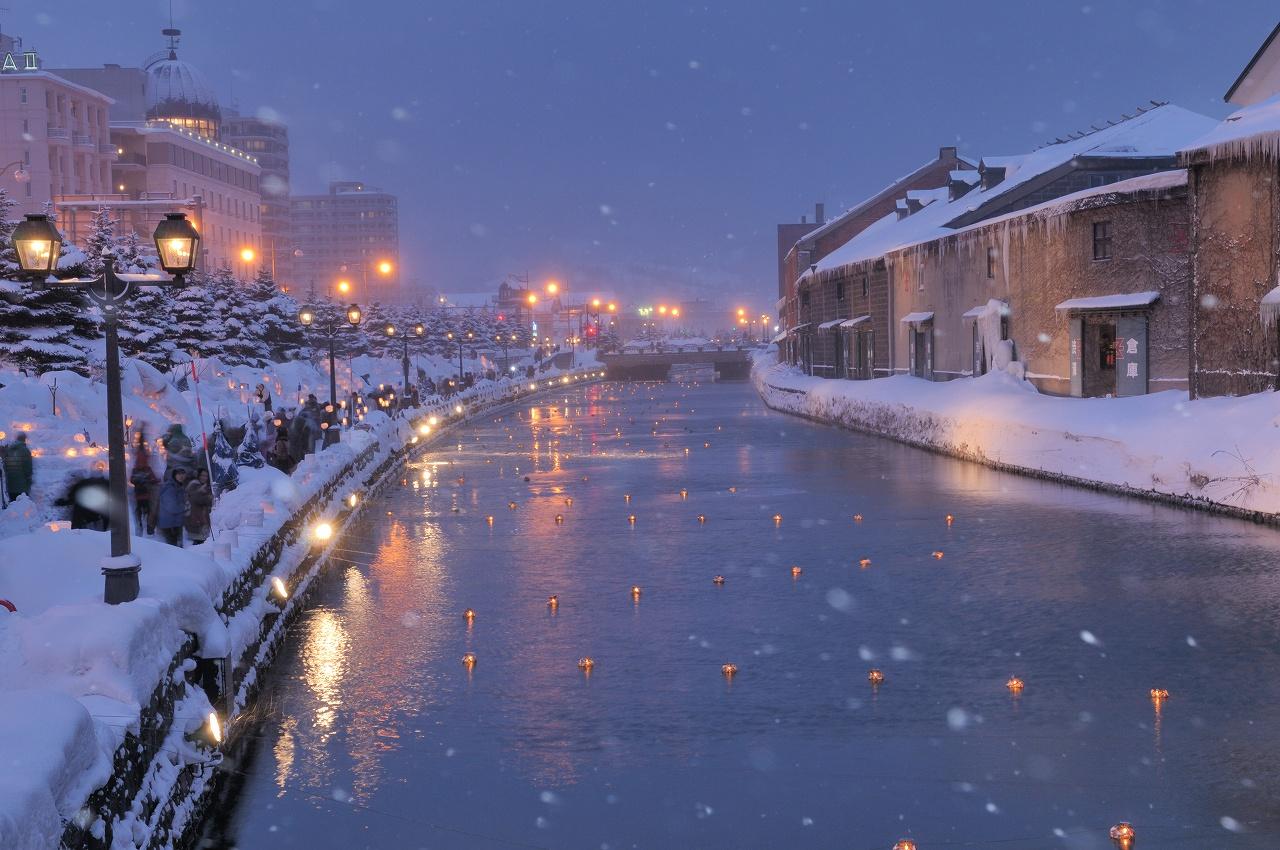 2008小樽雪あかりの路
