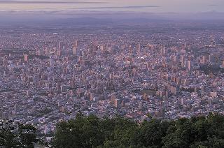 札幌夜景7960