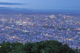 札幌夜景7979