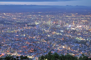札幌夜景7988