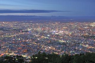 札幌夜景7993