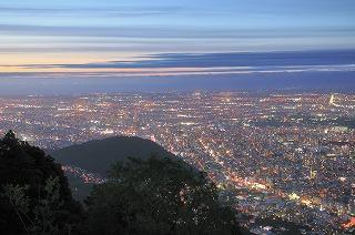 札幌夜景7995