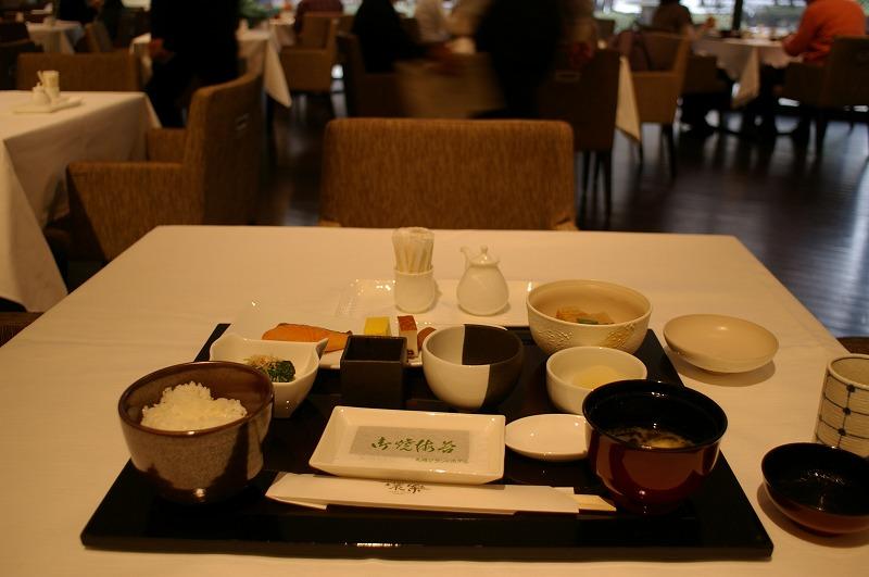 札幌グランドの和食定食