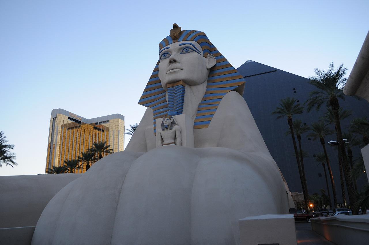 ルクソール(ピラミッド)